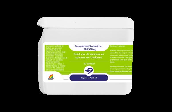 Glucosamine / chondroitine - 400mg - 60 tabletten