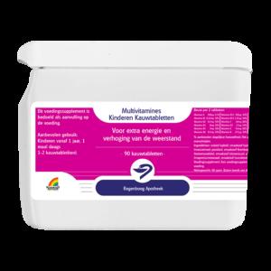 Multivitamine kinderen - 90 kauwtabletten